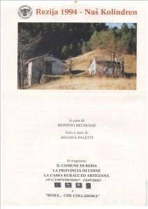 Kolindrin 1994