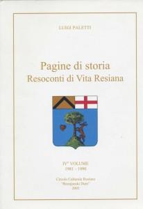 Pagine di Storia IV