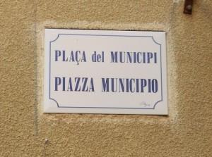 Alghero - Piazza del Municipio